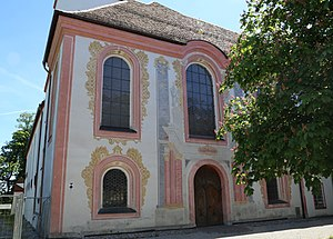 Beuerberg Abbey - St. Peter und Paul, Beuerberg