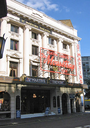 St martins theatre, London