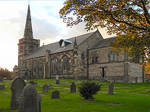 St Cuthbert's Church, Churchtown - Image: St Cuthbert's Parish Church, Churchtown geograph.org.uk 2091966