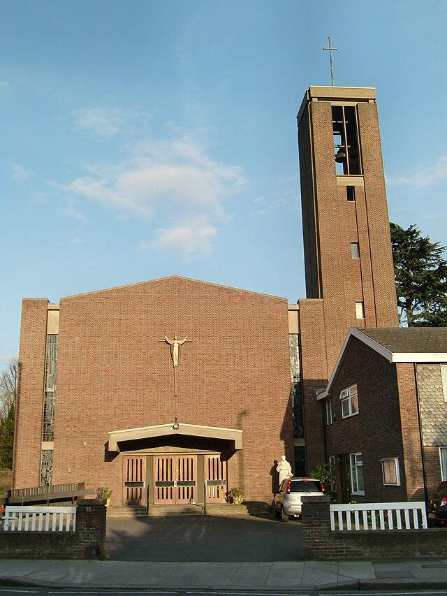 St Francis de Sales, Hampton Hill and Upper Teddington
