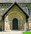 St John the Baptist, Adel- South Porch (2704136073).jpg