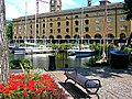 St Katherine's Dock, near Tower Bridge, LONDON. - panoramio.jpg