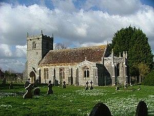 Long Crichel - Image: St Mary's Church, Long Crichel, Dorset geograph.org.uk 93764