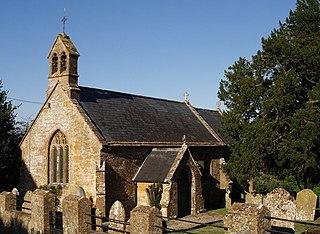 Dinnington, Somerset Human settlement in England