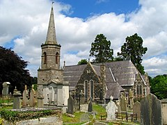 St Patrick's Church of Ireland, Drumbeg - geograph.org.uk - 838885.jpg