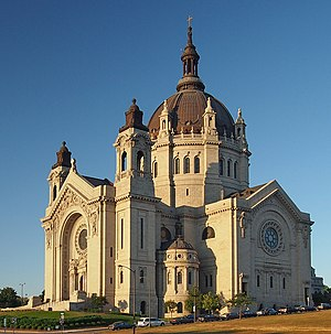 Cathedral of Saint Paul (Minnesota) - The Cathedral of Saint Paul
