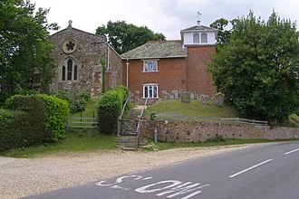 Bramshaw - Image: St Peter's Church, Bramshaw, New Forest geograph.org.uk 440616