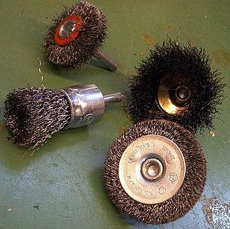 Wire brush - Round wire brushes