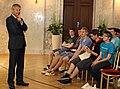 Staatssekretär Lopatka emfängt SchülerInnen aus Eibiswald (8792206239).jpg