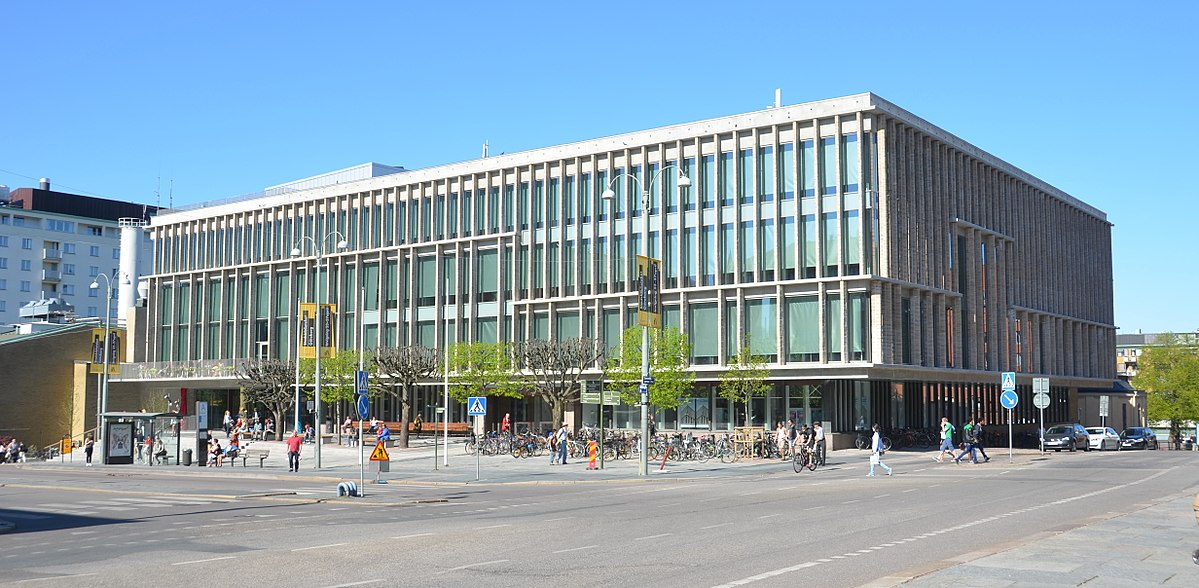 Vad lanas mest pa stadsbiblioteket