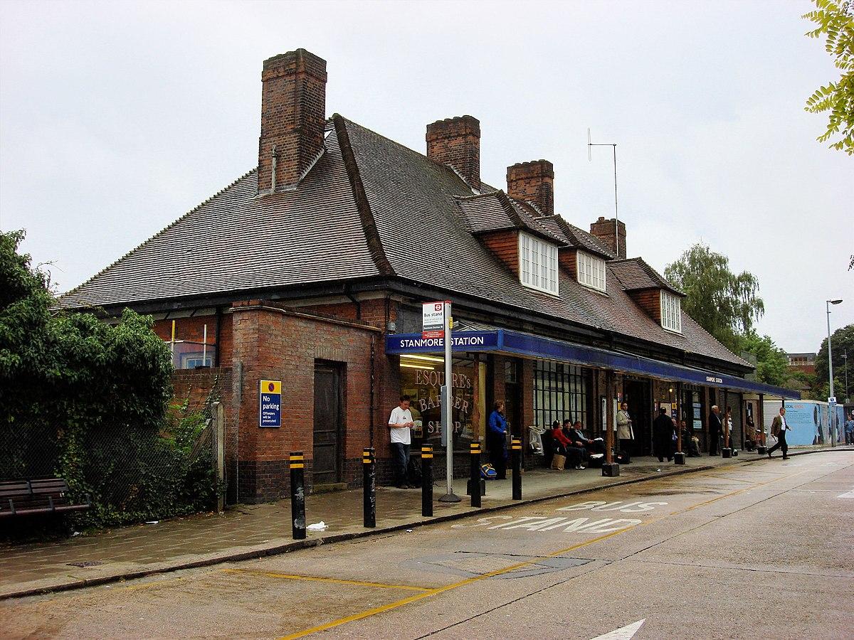 Stanmore Tube Station Wikipedia