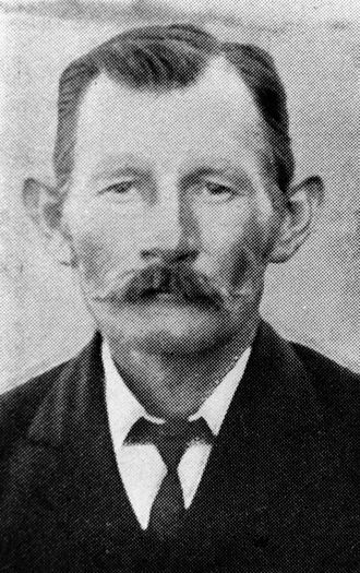 Shire of Beenleigh - Councillor G. F. Rose, Chairman of the Beenleigh Shire Council, 1909