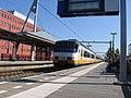 Station Overvecht, perron. Utrecht, 2019 - 2.jpg