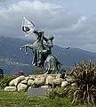 Statua di Vincentellu d'Istria in Biguglia.jpg