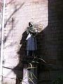 Statue Jeanne d'Arc - Église Saint-Honoré-d'Eylau de Paris (église ancienne).jpg