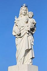 statue de Notre-Dame des Champs