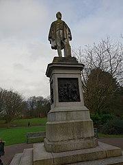 Statue of William Rathbone