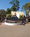 Statue of DR.B.R.Ambedkar at MAHABALESHWAR.jpg