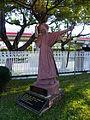 Statue of St Columban in Beitou Taipei.jpg
