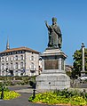 Statue of Sylvester II in Aurillac 03.jpg