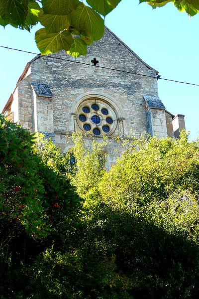 Église de Sainte-Vertu (Classé)