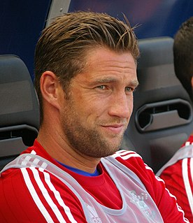 Maarten Stekelenburg Dutch footballer