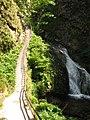 Steps at Allerheiligen Waterfall (9579017012).jpg