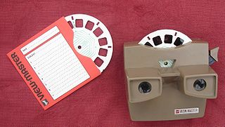 View-Master factory supply well