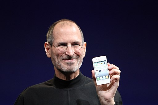 Steve Jobs Headshot 2010