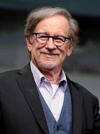 Picture of an author: Steven Spielberg