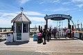Steveston Fisherman Wharf signage 2018.jpg