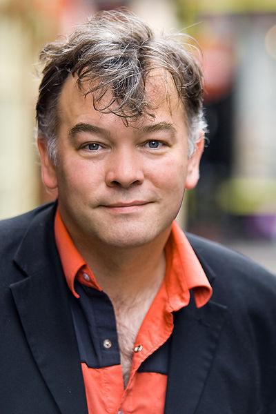 Picture of an author: Stewart Lee