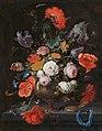 Stilleven met bloemen en een horloge Rijksmuseum SK-A-268.jpeg