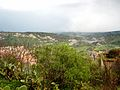Stilo and the Stilaro river, seen from the Cattolica di Stilo, Calabria, Italy - panoramio.jpg