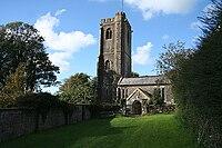 Stoke Rivers, St Bartholomew's church - geograph.org.uk - 547746.jpg