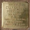 Stolperstein Dortmunder Str 13 (Moabi) Cilly Calima Heidenfeld.jpg