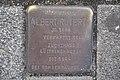 Stolperstein Duisburg 300 Untermeiderich Unter den Ulmen 115 Albert Rutert.jpg