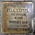 Stolperstein Ella Gattel Prinzenallee 58 0082.JPG
