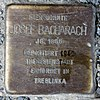 Stolperstein Hirschberger Str 2 (Rumbg) Josef Bacharach.jpg