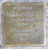Stolperstein Schönwalder Str 13 (Spand) Elsa Hannes.jpg