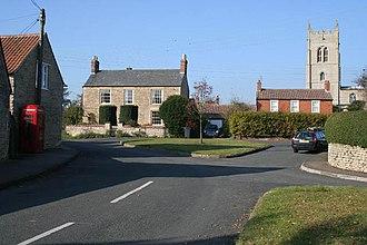 Stonesby - Image: Stonesby
