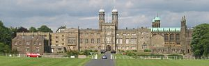 English: Stonyhurst College, Lancashire