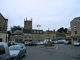 Stow-on-the-Wold – Veduta