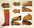 Strümpfe Handschuhe Schuhe Delsenbach Reichskleinodien.jpg