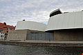 Stralsund, Am Fährkanal, Ecke Neue Semlower Straße, Ozeaneum (2012-03-04) 1, by Klugschnacker in Wikipedia.jpg