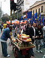 Street Vendor at the Protests Against the Reform of Ley 30.jpg