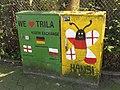 Stromkasten We love trilateral youth exchange, Flensburg, Carlisle, Słupsk, Bild 04.JPG