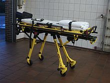 Stryker Roll-In-Stretcher