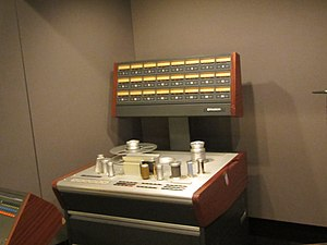 Ardent Studios - Later recorder:  Studer 827 24tr
