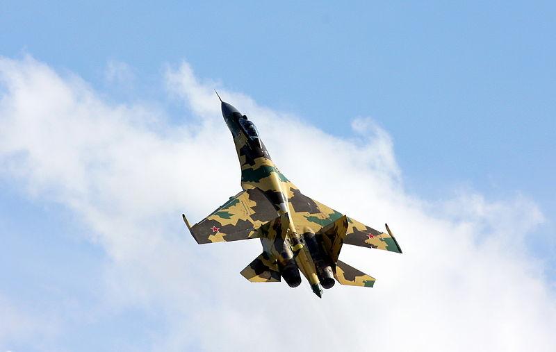 Su-35S Super Flanker 800px-Su-35_%281%29